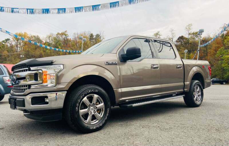2018 Ford F-150 for sale at Bailey Brand in Clarksburg WV