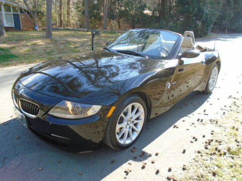 2007 BMW Z4 for sale at City Imports Inc in Matthews NC