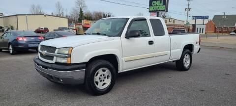 2005 Chevrolet Silverado 1500 for sale at CHILI MOTORS in Mayfield KY