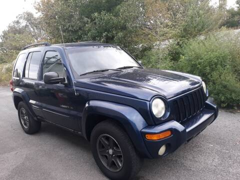 2003 Jeep Liberty for sale at 1A Auto Mart Inc in Smyrna TN