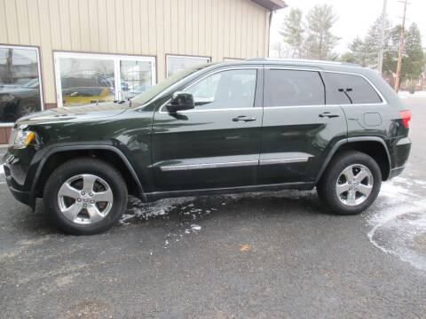 2011 Jeep Grand Cherokee for sale at Home Street Auto Sales in Mishawaka IN