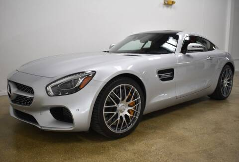 2016 Mercedes-Benz AMG GT for sale at Thoroughbred Motors in Wellington FL