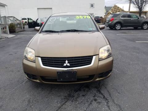 2009 Mitsubishi Galant for sale at Roy's Auto Sales in Harrisburg PA