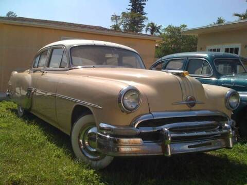 1954 Pontiac Star Chief for sale at Haggle Me Classics in Hobart IN