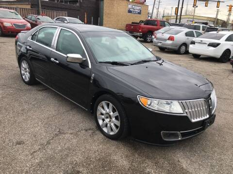 2010 Lincoln MKZ for sale at Payless Auto Sales LLC in Cleveland OH