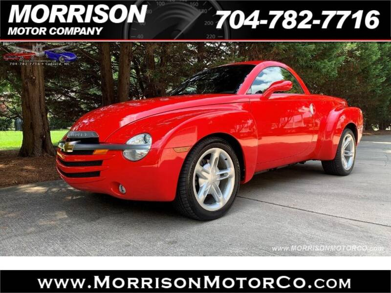 2003 Chevrolet SSR for sale in Concord, NC