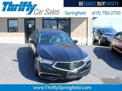 2018 Acura TLX for sale at Thrifty Car Sales Springfield in Springfield MA