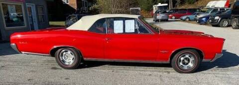 1966 Pontiac GTO for sale at Past & Present MotorCar in Waterbury Center	 VT