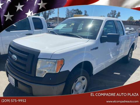 2009 Ford F-150 for sale at El Compadre Auto Plaza in Modesto CA