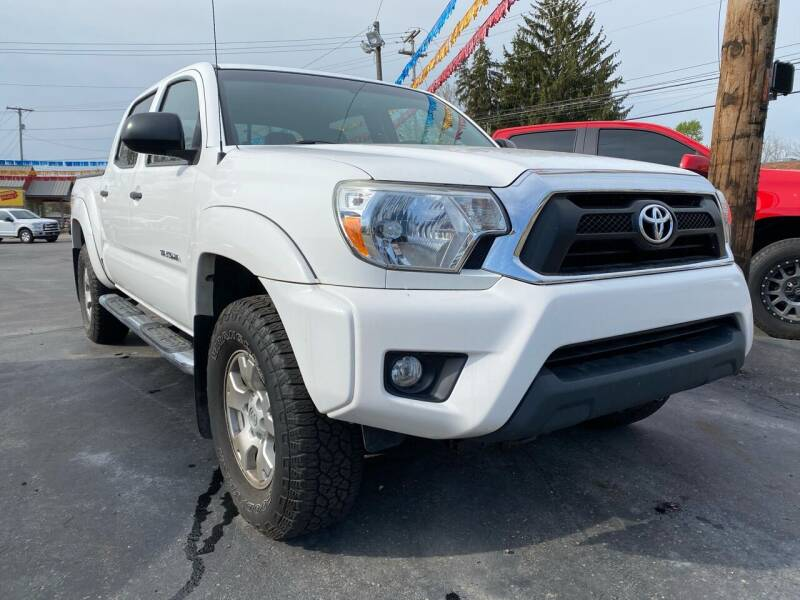 2013 Toyota Tacoma for sale at Auto Exchange in The Plains OH