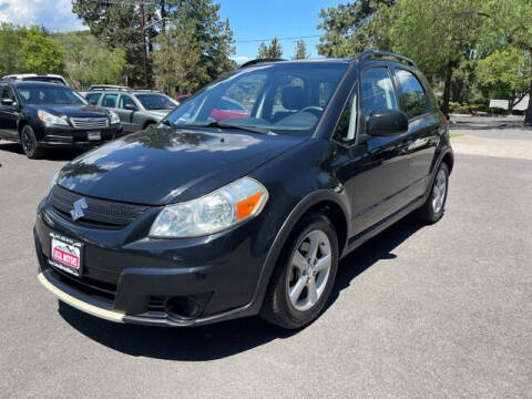 2007 Suzuki SX4 Crossover for sale at Local Motors in Bend OR