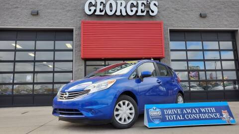2014 Nissan Versa Note for sale at George's Used Cars - Pennsylvania & Allen in Brownstown MI