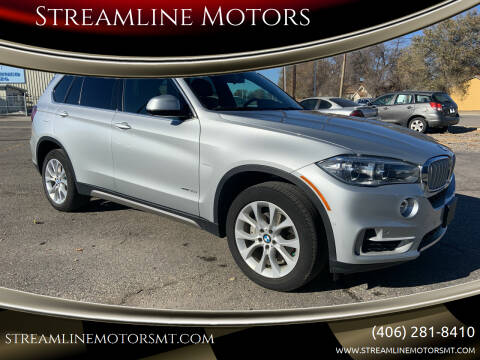 2018 BMW X5 for sale at Streamline Motors in Billings MT