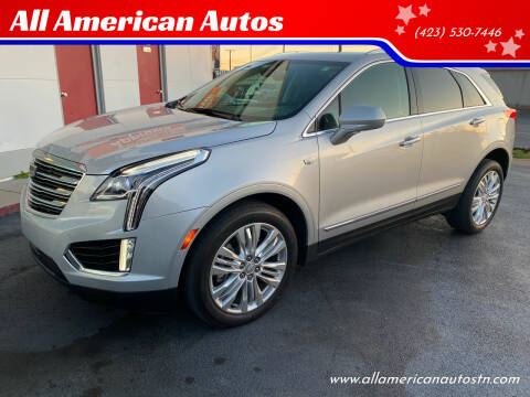2019 Cadillac XT5 for sale at All American Autos in Kingsport TN