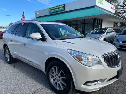 2013 Buick Enclave for sale at Action Auto Specialist in Norfolk VA