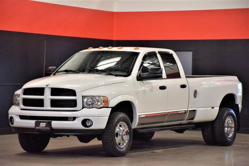 2004 Dodge Ram Pickup 3500 for sale at Style Motors LLC in Hillsboro OR