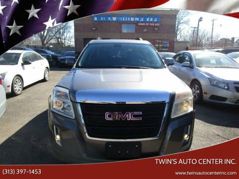 2011 GMC Terrain for sale at Twin's Auto Center Inc. in Detroit MI