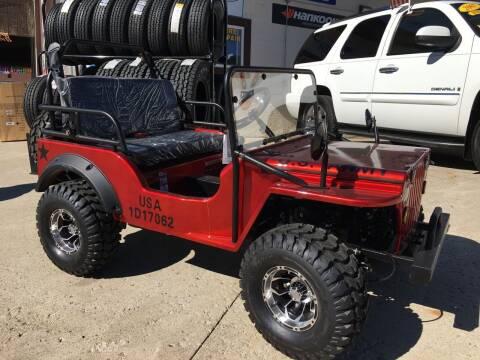 2019 Coolster Jeep
