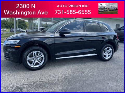 2019 Audi Q5 for sale at Auto Vision Inc. in Brownsville TN