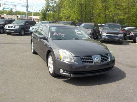 2004 Nissan Maxima for sale at United Auto Land in Woodbury NJ