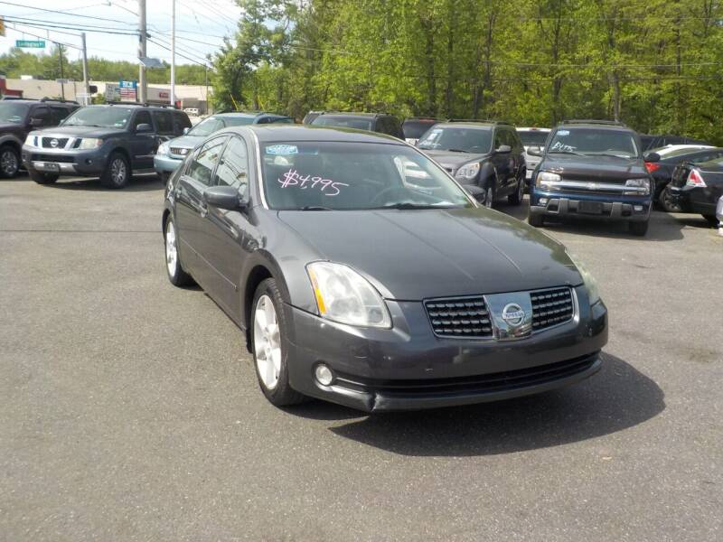 2004 Nissan Maxima for sale in Woodbury, NJ