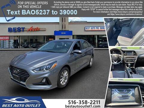 2019 Hyundai Sonata for sale at Best Auto Outlet in Floral Park NY