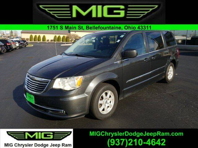 2011 Chrysler Town and Country for sale at MIG Chrysler Dodge Jeep Ram in Bellefontaine OH