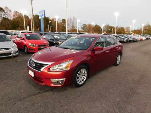 2015 Nissan Altima for sale at Paniagua Auto Mall in Dalton GA