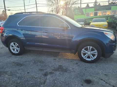 2010 Chevrolet Equinox for sale at Johnny's Motor Cars in Toledo OH