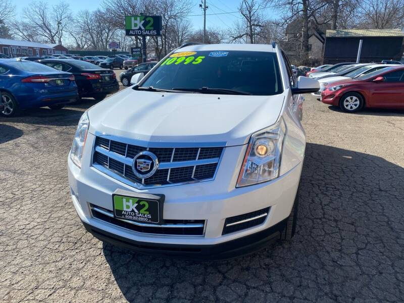 2010 Cadillac SRX for sale at BK2 Auto Sales in Beloit WI