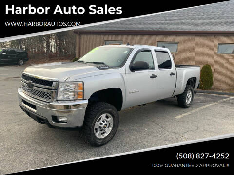 2011 Chevrolet Silverado 2500HD for sale at Harbor Auto Sales in Hyannis MA
