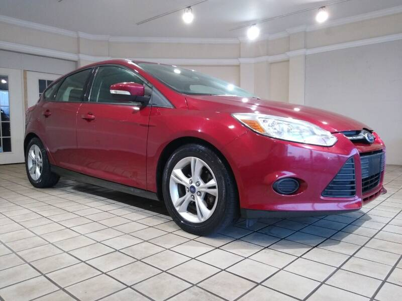 2014 Ford Focus for sale at Town Motors in Hamilton OH