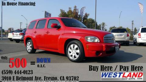 2011 Chevrolet HHR for sale at Westland Auto Sales in Fresno CA