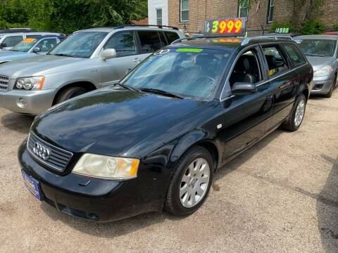 2000 Audi Allroad for sale at 5 Stars Auto Service and Sales in Chicago IL