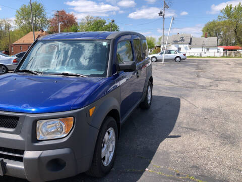 2004 Honda Element for sale at Mike Hunter Auto Sales in Terre Haute IN