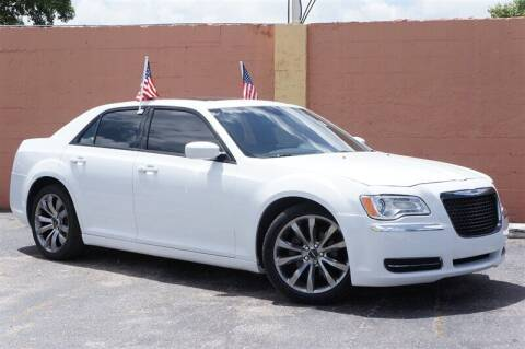 2014 Chrysler 300 for sale at Concept Auto Inc in Miami FL