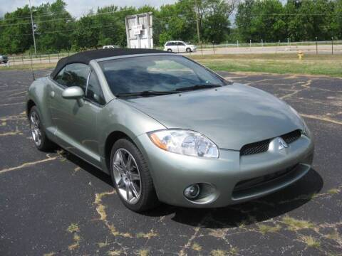 2008 Mitsubishi Eclipse Spyder for sale at Pre-Owned Imports in Pekin IL