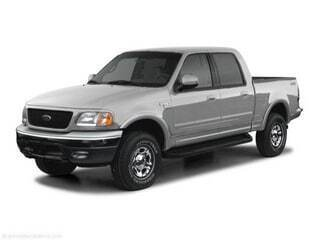 2003 Ford F-150 for sale at B & B Auto Sales in Brookings SD