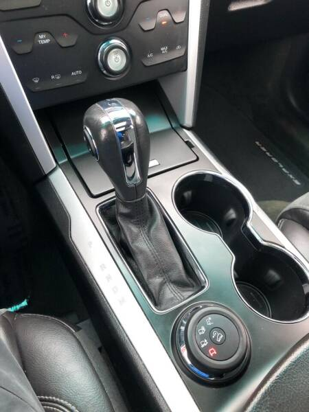 2015 Ford Explorer AWD XLT 4dr SUV - Bettendorf IA