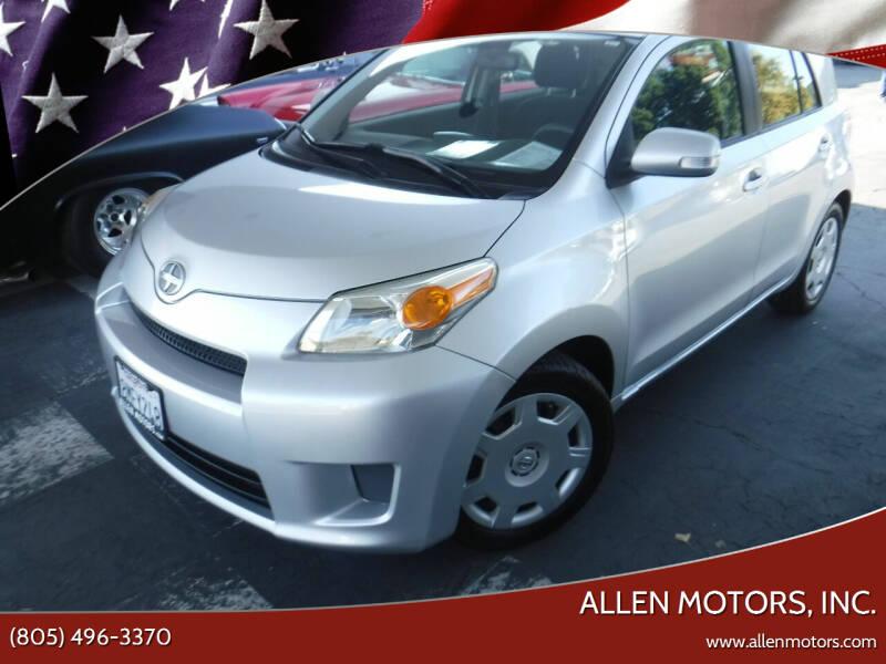 2008 Scion xD for sale at Allen Motors, Inc. in Thousand Oaks CA
