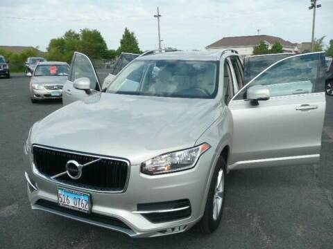 2016 Volvo XC90 for sale at Prospect Auto Sales in Osseo MN