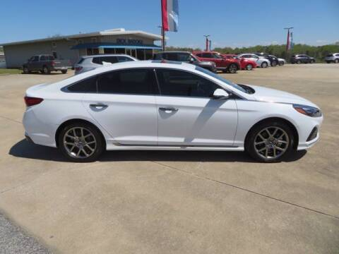 2018 Hyundai Sonata for sale at DICK BROOKS PRE-OWNED in Lyman SC