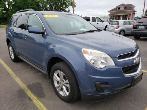 2011 Chevrolet Equinox for sale at Low Price Auto and Truck Sales, LLC in Brooks OR