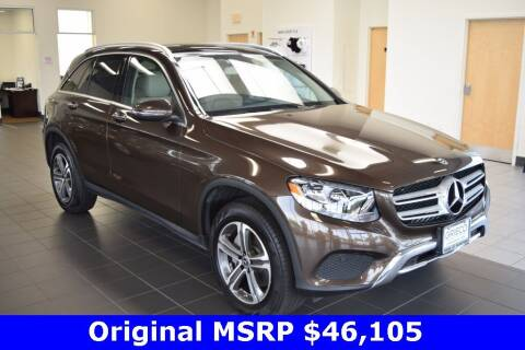 2017 Mercedes-Benz GLC for sale at BMW OF NEWPORT in Middletown RI