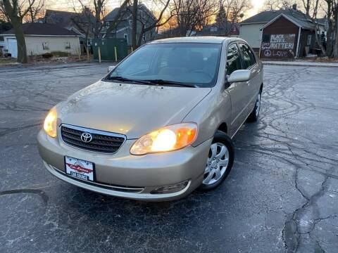 2006 Toyota Corolla for sale at Your Car Source in Kenosha WI