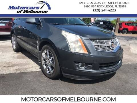 2010 Cadillac SRX for sale at Motorcars of Melbourne in Rockledge FL