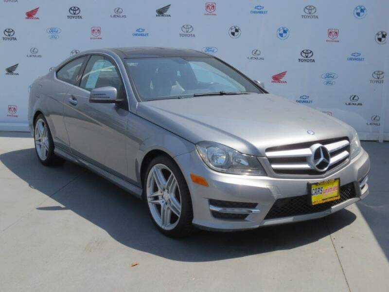 2013 Mercedes-Benz C-Class for sale at Cars Unlimited of Santa Ana in Santa Ana CA