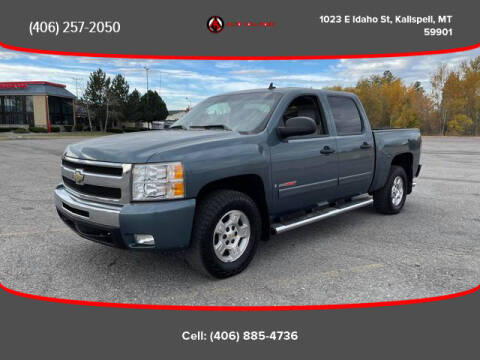 2007 Chevrolet Silverado 1500 for sale at Auto Solutions in Kalispell MT