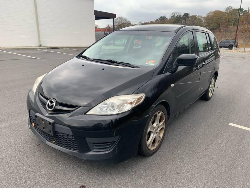 2009 Mazda MAZDA5 for sale at Allrich Auto in Atlanta GA