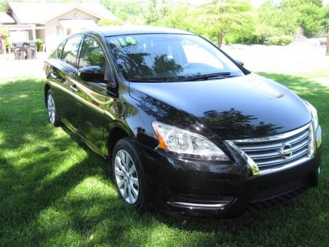2014 Nissan Sentra for sale at Reza Dabestani in Knoxville TN